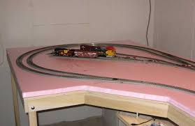 train table plans plans dolls house how to build a ho scale train table lumber