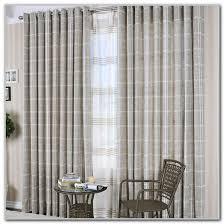 Striped Curtain Panels Horizontal Striped Curtain Panels Horizontal Curtains Home Design Ideas