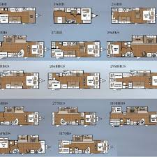 fleetwood travel trailer floor plans terry http viajesairmar