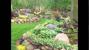 Home Design For Front Small Rock Garden Designs 4517