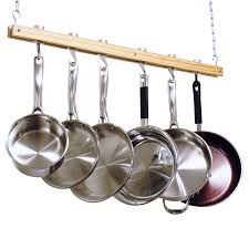 Ikea Wall Storage by Pot Rack Ikea Amazoncom Concept Housewares Pr40905 Hanging Pot