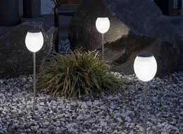Solar Light Ideas by Decorative Outdoor Solar Lighting Dzuls Interiors