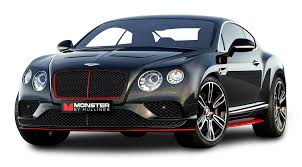 black bentley 2016 black bentley continental gt v8 car png image pngpix