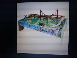 carousel train table set carousel train table set 37 90 picclick uk