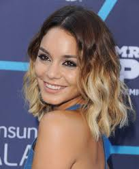 vanessa hudgens u0027 hair has reached its perfect texture length