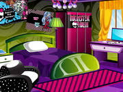 realistic monster high room play the game online