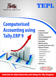 amazon in buy advance tally erp 9 set of 4 books book online at