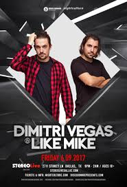 Dimitri Meme - dimitri vegas like mike dallas tickets fri jun 9 2017 at 9 00