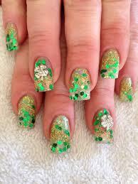 13 best st patricks day nail ideas images on pinterest st