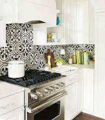 cuisine avec carreaux de ciment carreaux de ciment 25 exemples d intégration