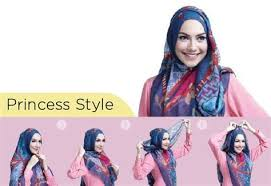 tutorial hijab syar i ala risty tagor collection of tutorial hijab syar i yang stylish ala artis risty