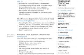 Recruiter Resume Sample by Recruiter Resume Recruiter Resume Sample Technical Recruiter