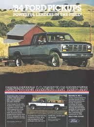 1984 ford f250 diesel mpg ford trucks advertisement gallery