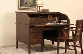 Value Of Antique Roll Top Desk Desk Modern Design Stupendous Roll Top Desk Oak Roll Top Comes