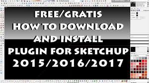 best 25 sketchup 2015 gratis ideas on pinterest tuin elementos