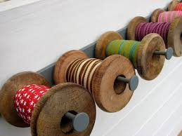 ribbon spools gertie and mabel ribbon storage