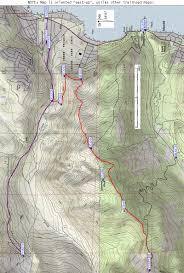 Twin Peaks Map Twin Peaks Tahoe