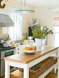 Kitchen Island Farm Table An Island Like This Maybe A Little Smaller Kitchen Pinterest