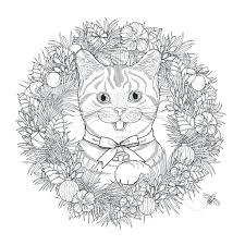 pages cat mandala kchung 2016 christmas advent calendar