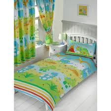 Dinosaur Single Duvet Set Roar Like A Dinosaur Junior Duvet Cover And Pillowcase Set Toddler