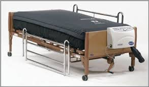 invacare microair ma65 alternating pressure mattress with low air loss