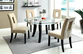 rectangle glass kitchen table small glass top table full size of glass kitchen table pretty round