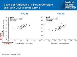 Serum Hpv immune responses to human papillomavirus vaccines what we
