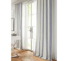 Grommet Curtains For Sliding Glass Doors Simple 40 Sliding Glass Door Curtains Pottery Barn Decorating