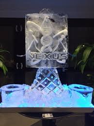 custom ice sculptures corporate ice carving brisbane