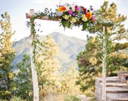 wedding arches etsy wedding arch etsy