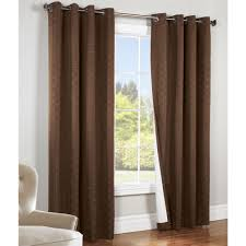 Bed Bath Beyond Blackout Curtains Irongate Thermaplus Total Blackout Grommet Curtain Panels