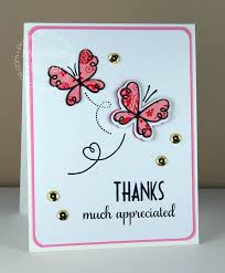 Creative Ideas To Make Greeting Cards - creative thank you card ideas 3 free card making tutorials