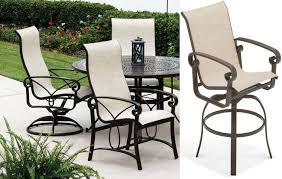 sling bar height patio furniture patiosusa com