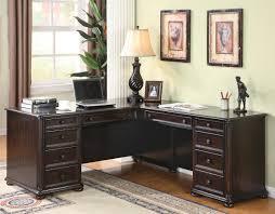 Large L Shaped Desk Coaster Scotland L Shaped Desk 801000l At Homelement Com