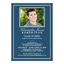 reviews traditional classic black photo graduation invitations