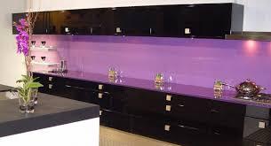 meuble cuisine violet glasscolor cuisine violet glassconcept miroiterie vitrerie