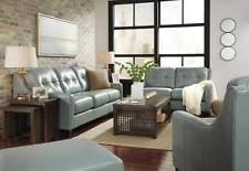Ashley Furniture Leather Sofa by Ashley Furniture Faux Leather Sofas Loveseats U0026 Chaises Ebay