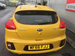 kia ceed 1 6 pro ceed gt 3dr manual for sale in dukinfield