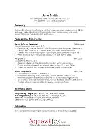 exles of general resumes general resume sles resume for study