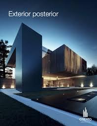 casas fachada volumen creato arquitectos arquitecture