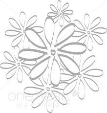 elegant wedding flower sketches elegant wedding flower graphics