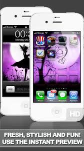 iphone themes that change everything iscreener free themes and wallpaper to change the look of your