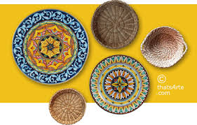 Tuscan Plates & Tuscan Style Dinnerware