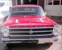 1966 ford fairlane gt wv 32 000 79 000 miles candy apple