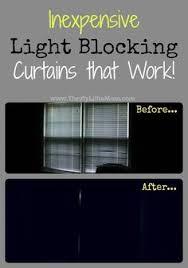light blocking window film buy or diy noise light blocking window treatments with style