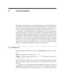 Lpn Sample Resumes New Graduates by Introduccion A Algoritomos 3 Edicion Thomas Cormen