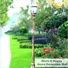 light pole home depot light hanging pole home depot a patio with outdoor string lights is