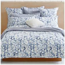 gorgeous blue bedlinen diy decorator