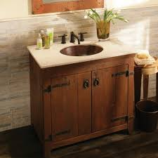 interior reclaimed wood bathroom vanity country kitchen