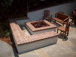 fire pits design awesome wonderful wooden backyard decking ideas